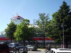 ship Portage